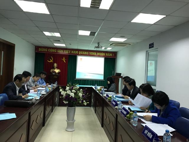 Họp Hội đồng thẩm định tài liệu, đào tạo bồi dưỡng 04 chuyên đề cấp độ 3 thuộc Chương trình bồi dưỡng kỹ năng kiểm toán doanh nghiệp