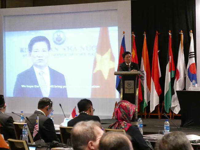 KTNN Việt Nam tham dự Kỳ họp ban điều hành lần thứ 51 tại Bali, In-đô-nê-xi-a