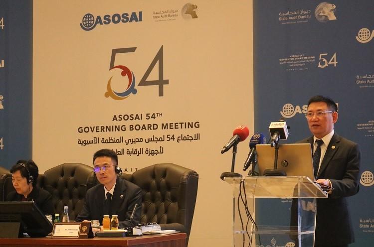 Khai mạc cuộc họp Ban điều hành ASOSAI lần thứ 54