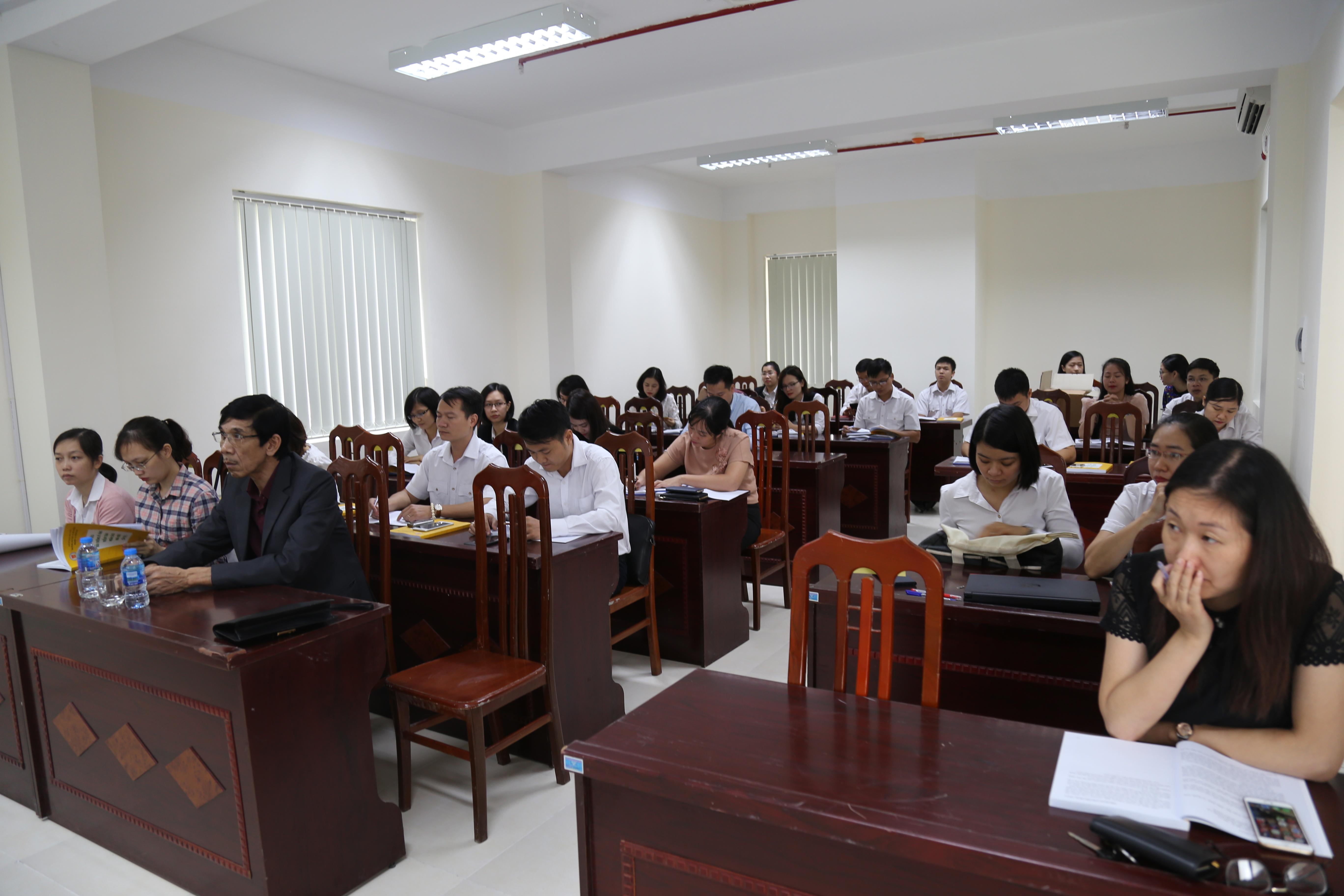 Khai giảng Lớp bồi dưỡng  kỹ năng kiểm toán ngân sách nhà nước cấp độ 1