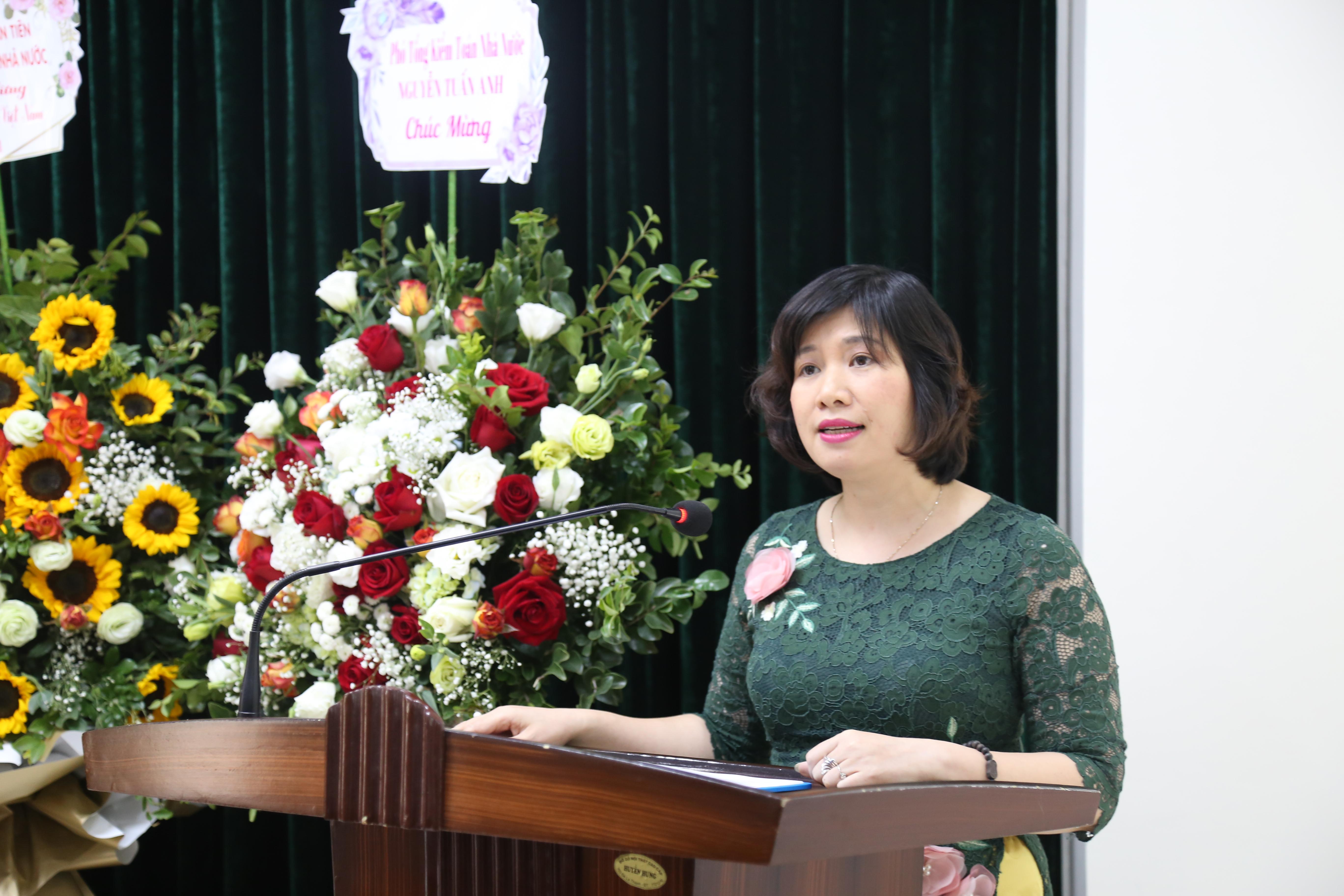 Trường  ĐT&BD nghiệp vụ kiểm toán tổ chức lễ kỷ niệm Ngày nhà giáo Việt Nam 20/11
