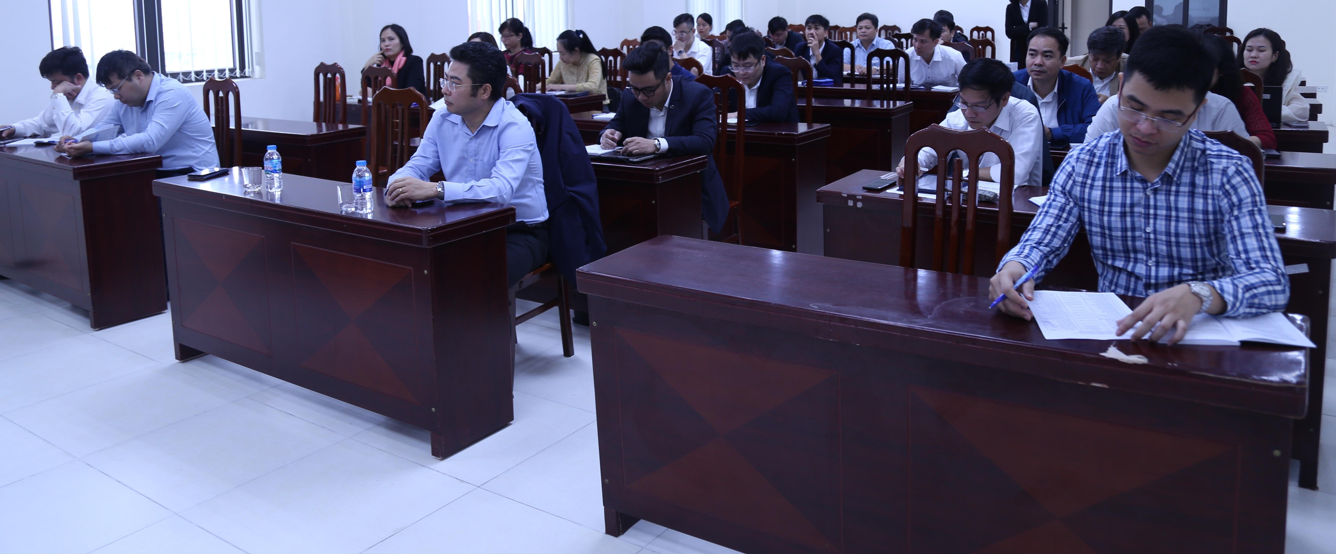 Khai giảng Lớp bồi dưỡng kỹ năng lãnh đạo, quản lý cấp Tổ trưởng Tổ kiểm toán